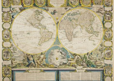 Jean Baptiste Nolin, 1750