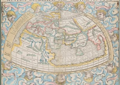 Sebastian Münster – Claudius Ptolemy, Basle, 1544