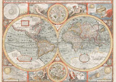 John Speed, London, 1626/1627 (1651)