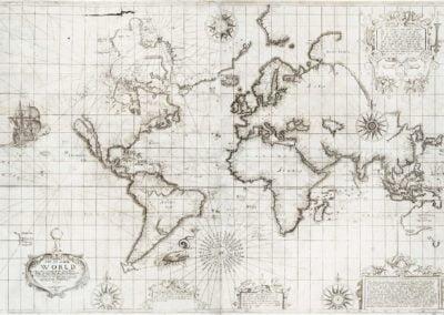 Edward Wright – Joseph Moxon, London, 1655 (1657)